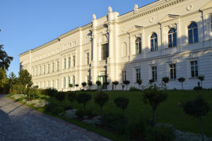 Image of the Leopoldina in Halle, Germany